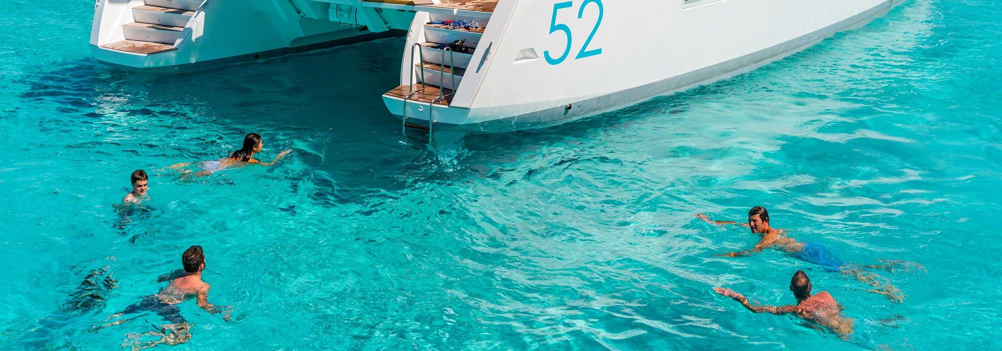 Simpson Yacht Charter Thailand