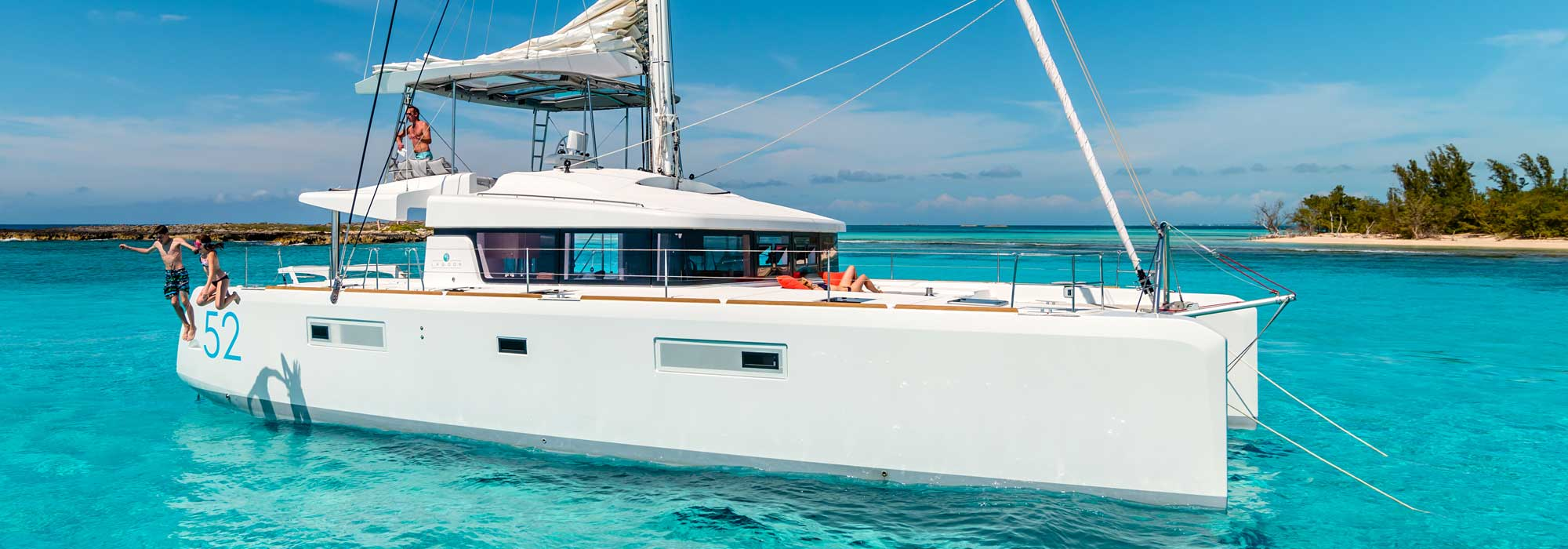 Bareboat Catamaran Charter Phuket