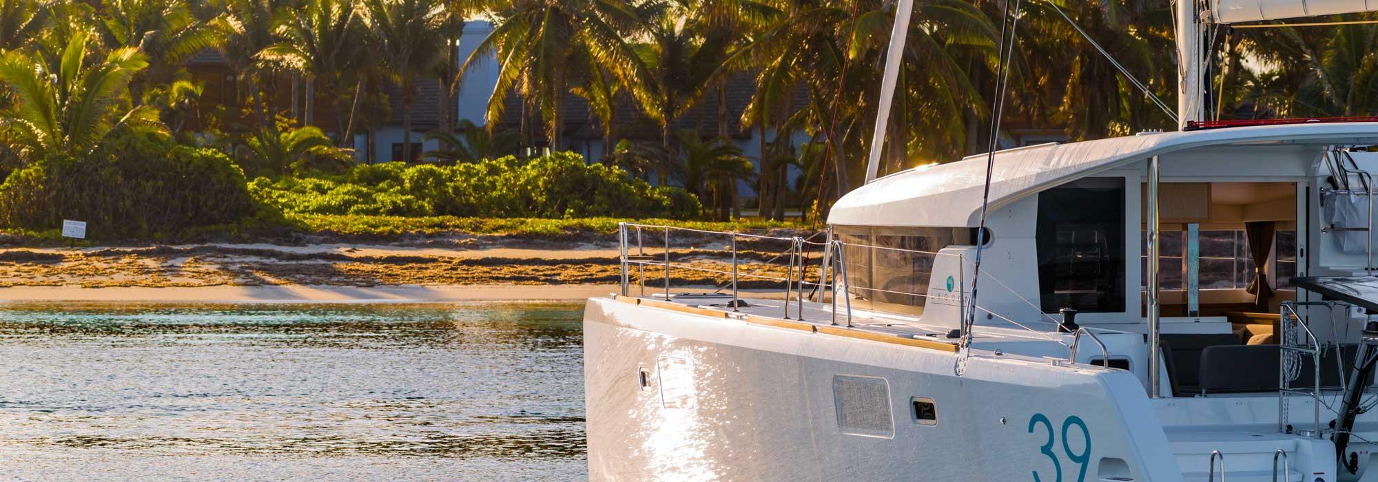 Bareboat Catamaran Charter Thailand