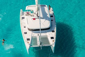 crewed yacht charter in thailand and langkawi