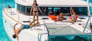 phuket crewed catamaran yacht charter