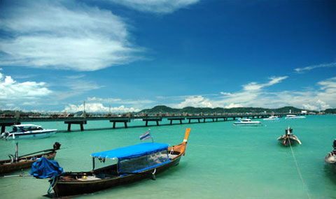 Places to refill your water and fuel for your yacht, at one of the many marinas on Phuket