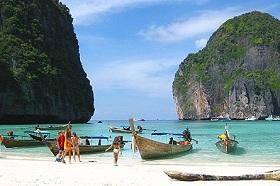 Canoe Trips - Sea Cave Canoe
