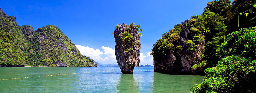 Jamebond - 6 reasons to visit on your Thailand bareboat charter
