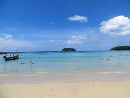 kata-beach-phuket-5 reasons to do a Langkawi yacht charter
