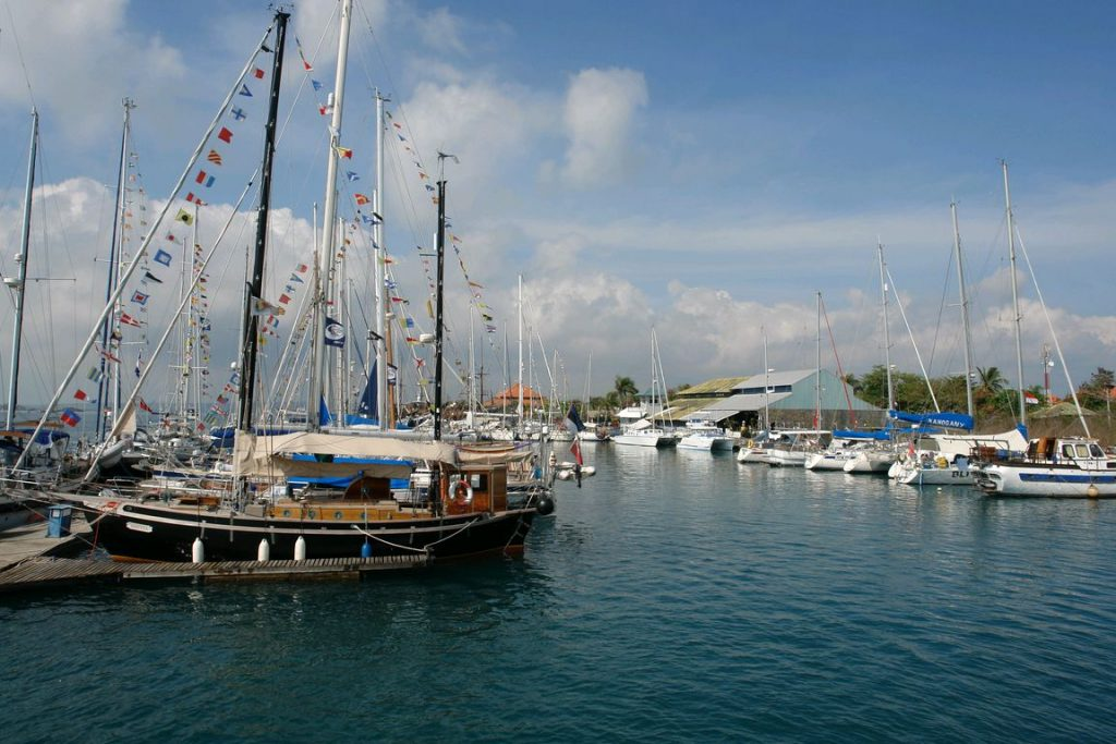 Benoa Harbour is Bali's main port, it is at the entrance of Teluk Benoa on the Northern side of the Bay.