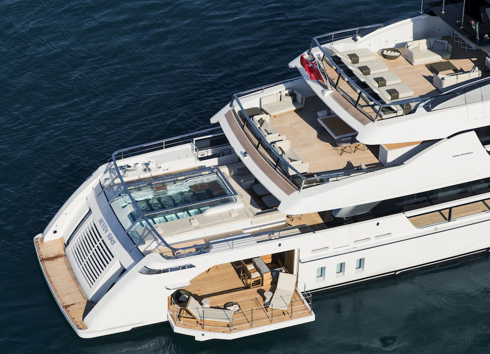Ultimate luxury yachts