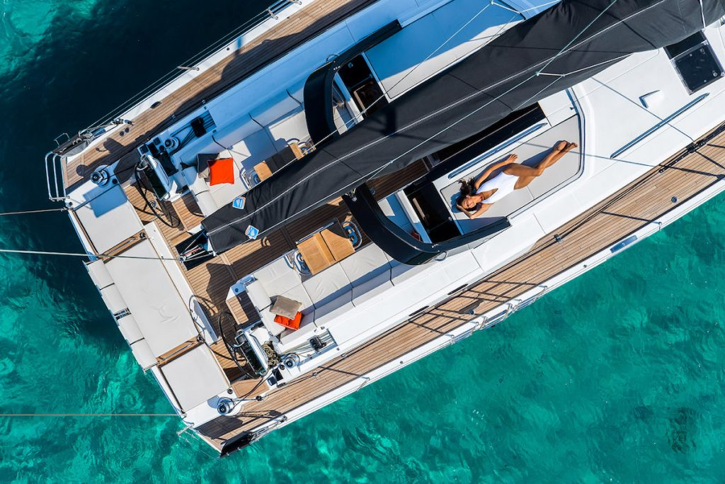 Luxury yacht charter in Asia