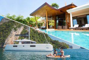 Yacht+Villa Holidays