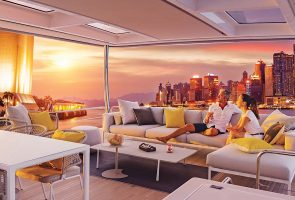 "Simpson Yacht Charter and The Landmark Mandarin Oriental, Hong Kong Announce Partnership on Connoisseur's Escape Experience - ""Luxury Hotel Stay and Yacht Cruise"" in Hong Kong"