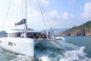 Hong Kong Charter - Lagoon 42