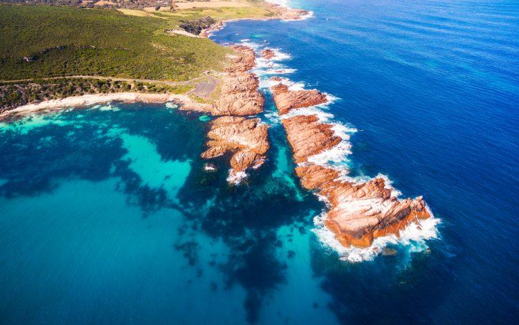 Canal Rocks Australia
