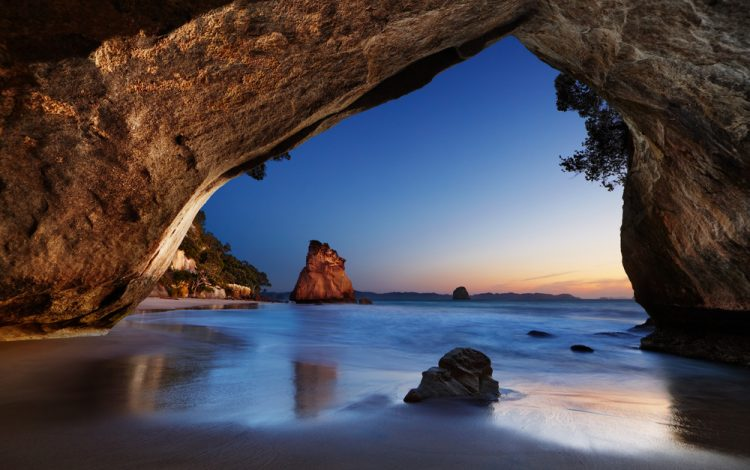 Coromandel Peninsula, New Zealand