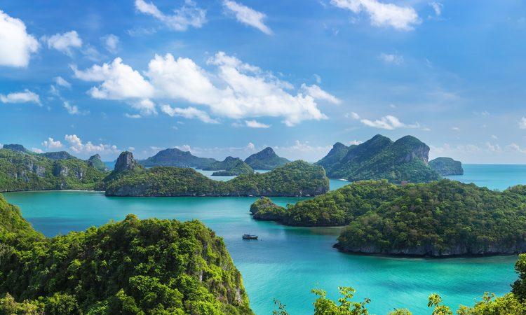 Gulf of Thailand