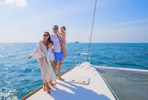 Luxury Charter in Catamaran