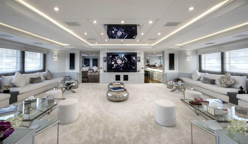 Superyacht Charter CHAKRA