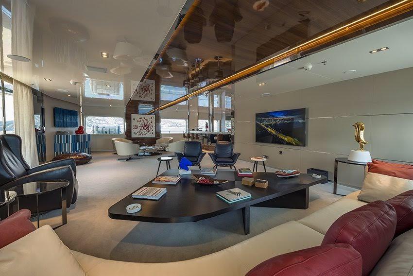 Superyacht Charter SERENITY