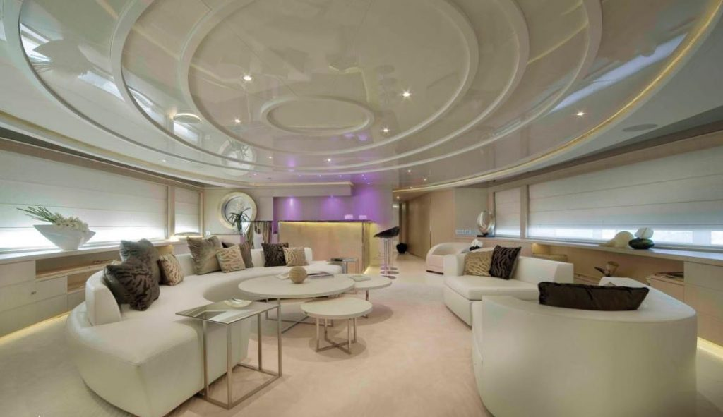 Superyacht Charter LIGHT HOLIC