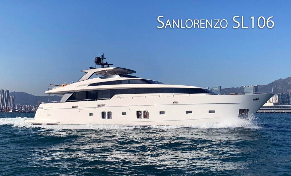 Sanlorenzo SL106