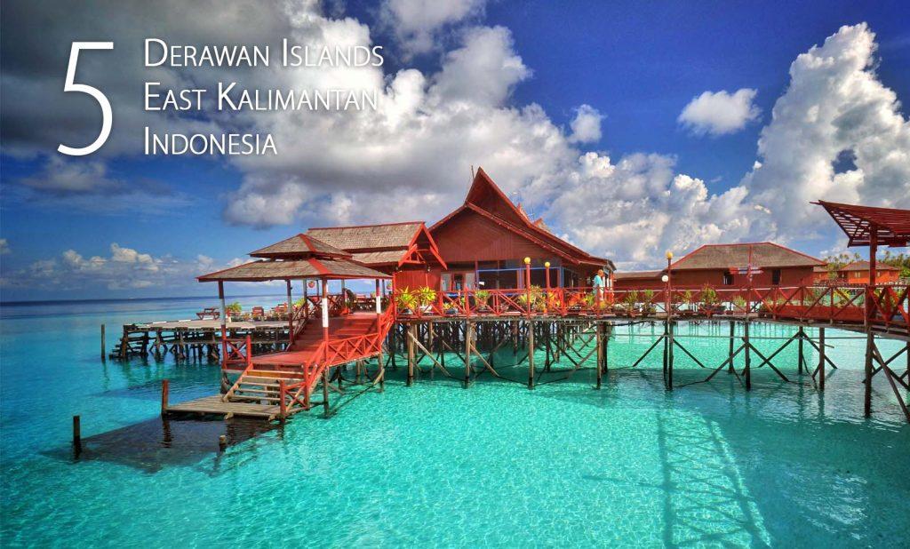Derawan Islands, East Kalimantan, Indonesia