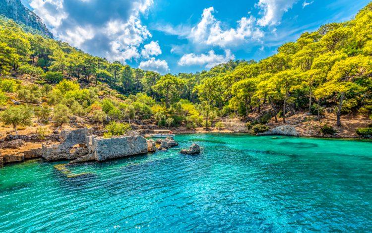 Cleopatra Bath Bay
