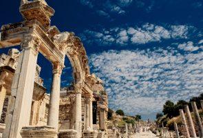 Ephesus. Turkey