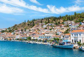 Greece Poros Island