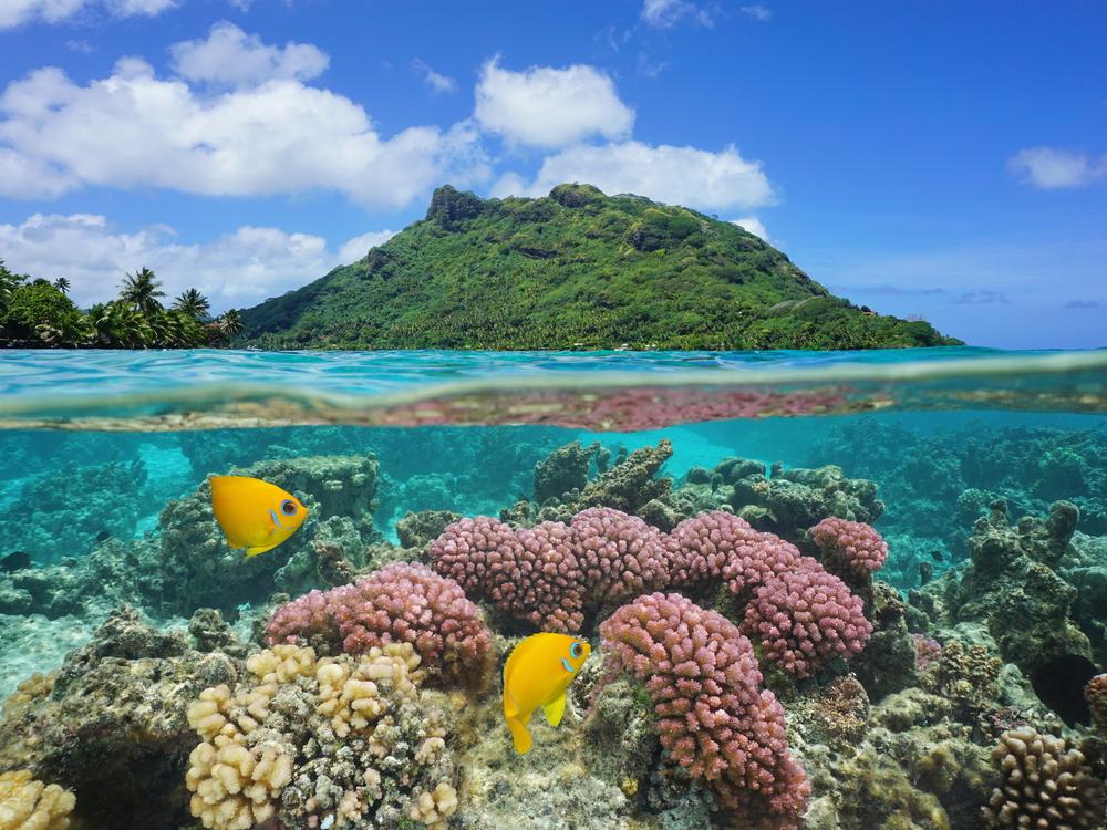 Huahine French Polynesia