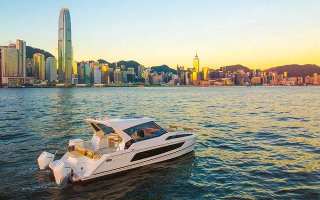 Aquila 36 in Hong Kong