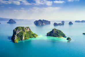 surrounding islands of Koh Yao Noi