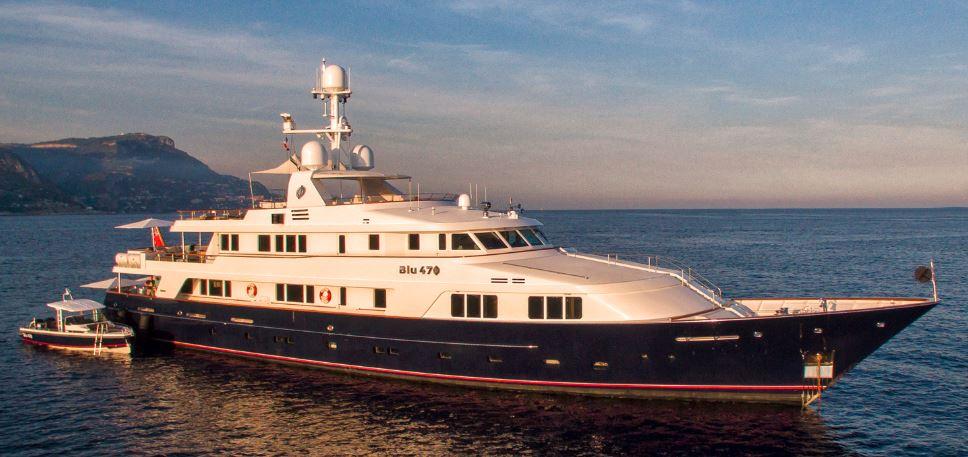 Simpson Marine - BLU 470
