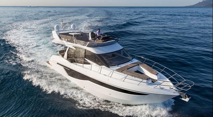 Simpson Marine - GALEON 460F
