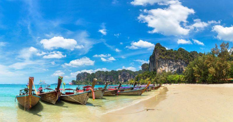 Raily Beach Phuket