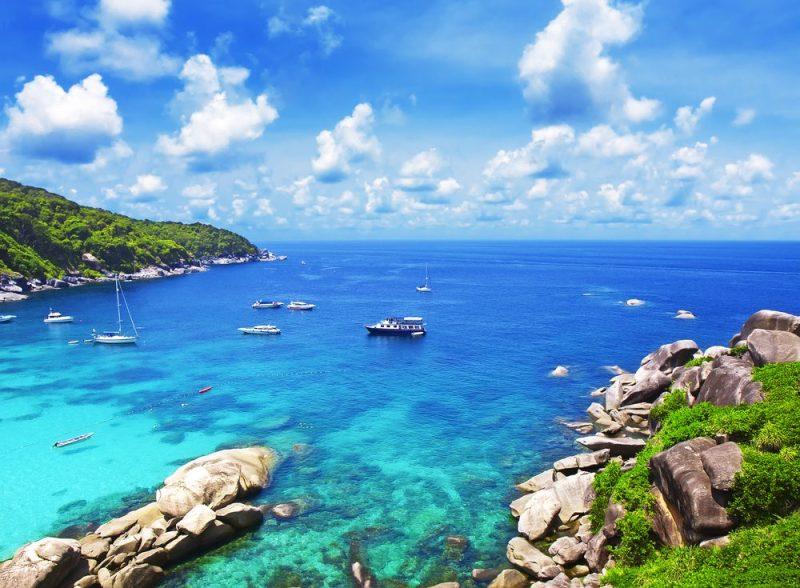 Similan islands_Thailand