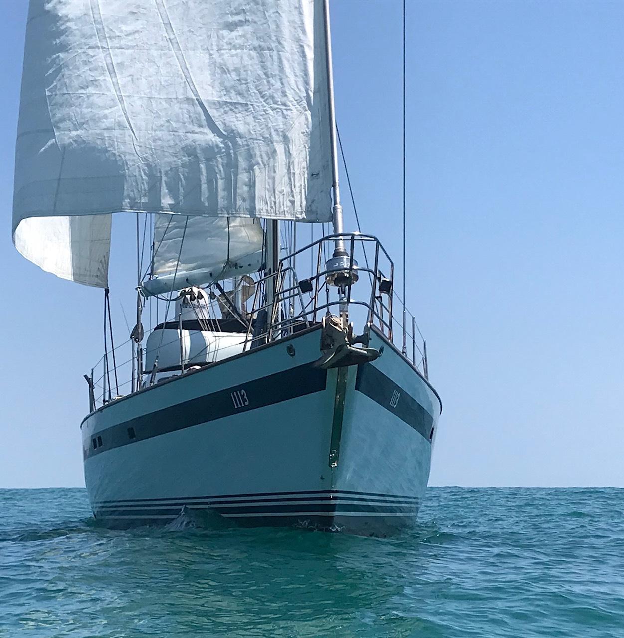 Simpson Marine - Rapid Sailing 63