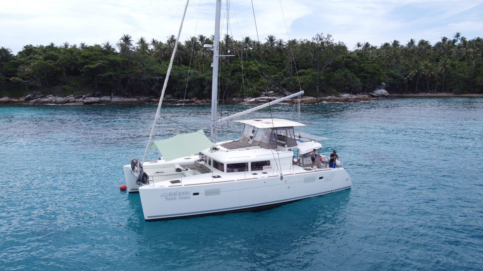 Simpson Marine - Saint Anna (Crewed)